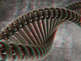 Helix 3-D conversion by MVRamsey