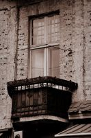 old balcony by PKphotos