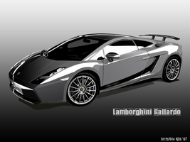 Lamborghini Gallardo Leggera by Invisible99