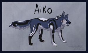 Aiko normal form by ZeCrazyAngel