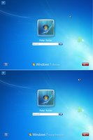 win7 7600 logon xp V2 by PeterRollar