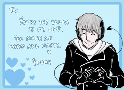 V-Day cards by iAlly