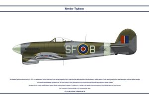 Typhoon GB 137 Sqn 1 by WS-Clave