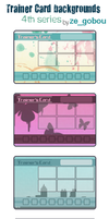 Trainer Card backgrounds 4 by pwassonne