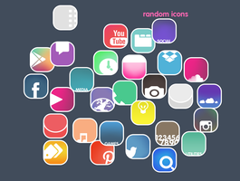 Random Icons by radarist