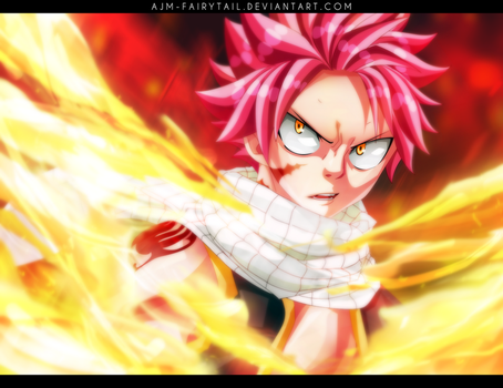 Burn !! by AJM-FairyTail