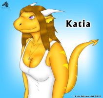 Katia by Dragon-Rage2