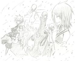 KH3D :: Strength by FermonsNosYeux
