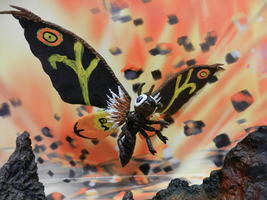MOTHRA 2.0 by mayozilla