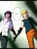 Naruto 698: Clap for me by suiken22