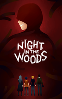 Night in the woods (Gif) by Nex-DarkLight