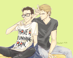 Nerd Hiddlesworth by Florbe