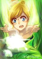 Tinker-bell by byLim