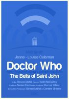 Doctor Who: The Bells of Saint John Poster by W0op-W0op