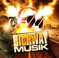 HIGHWAY MUSIC by HazardGrafix
