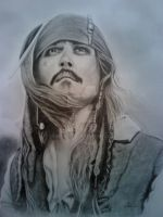Johnny Depp by Shazhutch