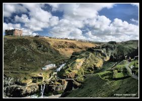 Tintagel - King Arthur Country by Kernow-Photography