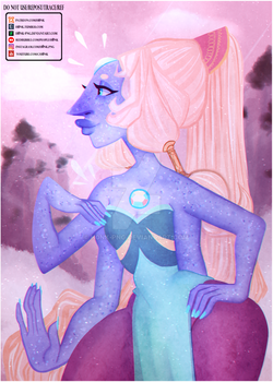 Steven Universe | Opal | Collab w/Bunnyknickers by H0nk-png