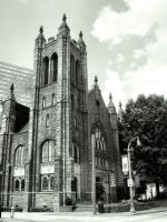 Church on the Corner by stitch52481