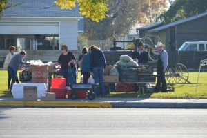 Father Son Farmer's Market Moves by drigulch