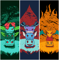 Pokemon Totem Pack - 3 T-shirt 30$ (READ INFO) :D by salvatrane
