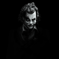 The Joker by mefesto78