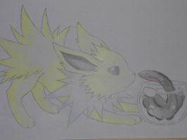 Jolteon by nintendofreak97