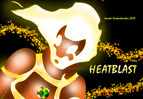 Heatblast by Venetia-TH