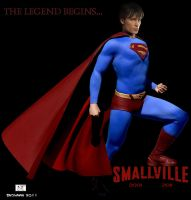 Smallville - Tribute II by TheSnowman10