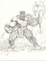 World War HULK by LakLim