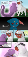 PMD Misson 2- Side 1: Pg 5 by MiaMaha