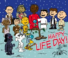 Happy Life Day 2013 by siebo7