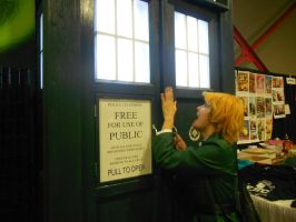 Supercon 2013 England Why? by UUPotterMalfoyLuv