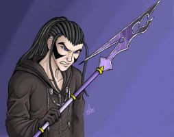 Paintchat Xaldin by psycrowe