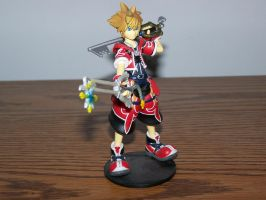 Valor Form Sora by SuperTailsHero