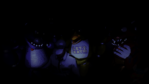 FNaF: Watch Out Mike! by Stitchlovergirl96