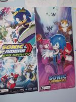 Meh awesome sonic posters :3 by chaobreeder13