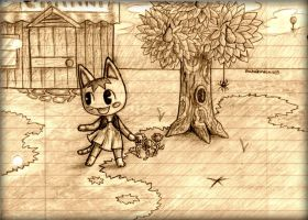 Damn Animal Crossing obsession by BabaKinkin