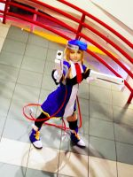 Noel Vermillion by PrisCosplay