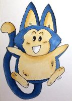 Puar from Dragon Ball by TaliShemes