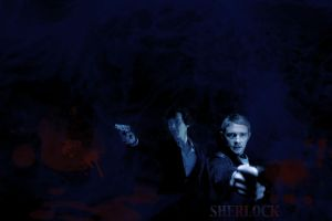 Sherlock Wallpaper by heartsintertwine
