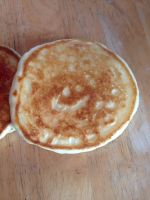 Smiley Face Pancake! by WishExpedition23