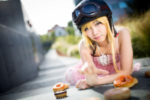 Monogatari Series - Shinobu Oshino by theDevil-photography