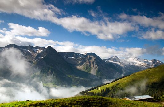 Tuxer Alps by mutrus