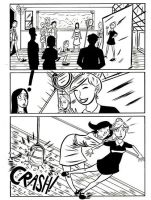 VonTrapp and Pink Martini Comic pg 1 by spicypeanut
