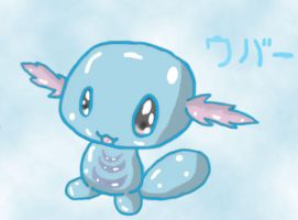 Wooper by Chaomaster1