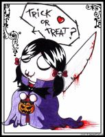 Happy Halloween by Japanfanzz