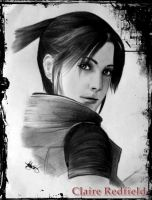 Claire Redfield by ChIkIeChIke