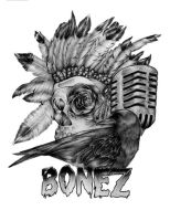 Bonez: This Mess by JeremyEdenArt