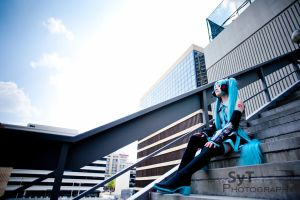 Hatsune Miku by SyT-Photography
